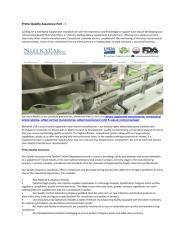 Prime Quality Assurance Part - I.pdf