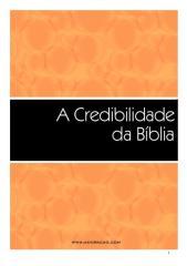 A Credibilidade da Biblia.pdf
